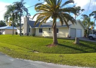 Pre Foreclosure in Port Saint Lucie 34983 SE POLYNESIAN AVE - Property ID: 1653794797