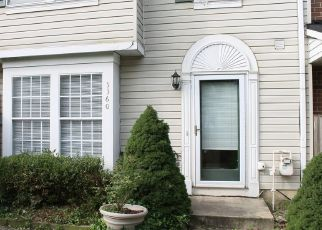 Pre Foreclosure in Frederick 21703 REGAL CT - Property ID: 1653898592