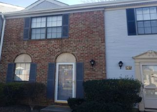 Pre Foreclosure in East Brunswick 08816 BROMLEY PL - Property ID: 1653906921