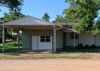 Pre Foreclosure in Goltry 73739 W CANOLA ST - Property ID: 1653983109