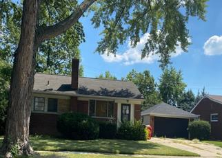 Pre Foreclosure in Eastpointe 48021 MARINE AVE - Property ID: 1654257737