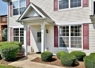 Pre Foreclosure in Romeoville 60446 W CRESTVIEW CIR - Property ID: 1654441230