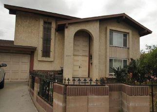 Pre Foreclosure in Carson 90745 NICOLLE AVE - Property ID: 1654659795