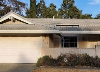 Pre Foreclosure in Vacaville 95688 ALAMO DR - Property ID: 1654984769