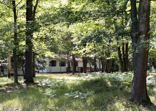 Pre Foreclosure in Prudenville 48651 OLD PINE TRL - Property ID: 1655239220