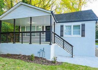 Pre Foreclosure in Atlanta 30314 JOSEPH E BOONE BLVD NW - Property ID: 1655359227