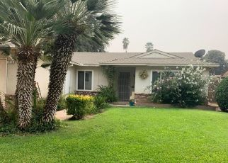 Pre Foreclosure in Fresno 93722 W WILLIS AVE - Property ID: 1655404339