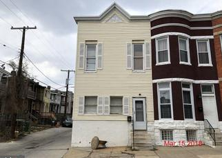 Pre Foreclosure in Baltimore 21217 AVALON AVE - Property ID: 1656020127