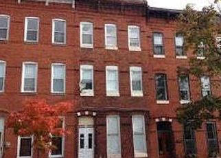 Pre Foreclosure in Baltimore 21217 PARK AVE - Property ID: 1656047731