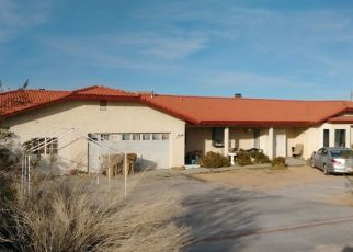 Pre Foreclosure in Hesperia 92345 WILLOW ST - Property ID: 1656067434