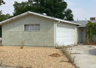 Pre Foreclosure in Lancaster 93535 E LANCASTER BLVD - Property ID: 1656346874