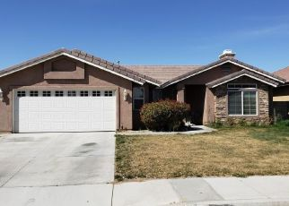 Pre Foreclosure in Palmdale 93552 SAINT LAURENT DR - Property ID: 1656350813