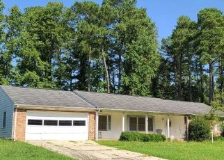 Pre Foreclosure in Petersburg 23805 E PRINCETON RD - Property ID: 1656554463