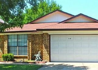 Pre Foreclosure in Fort Worth 76134 HUNTING GREEN DR - Property ID: 1656606136