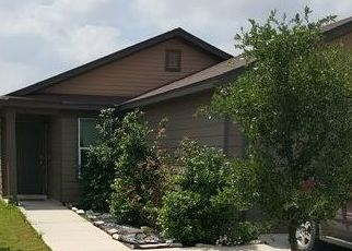 Pre Foreclosure in Converse 78109 CATS PAW VW - Property ID: 1656660451