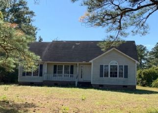 Pre Foreclosure in Autryville 28318 DEER RUN LN - Property ID: 1656707312