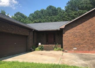 Pre Foreclosure in Goldsboro 27534 SHELLEY DR - Property ID: 1656714770