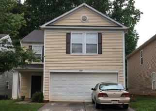 Pre Foreclosure in Charlotte 28269 FOX POINT DR - Property ID: 1656746738