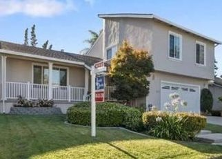 Pre Foreclosure in San Jose 95136 GLOUCHESTER CT - Property ID: 1656794927
