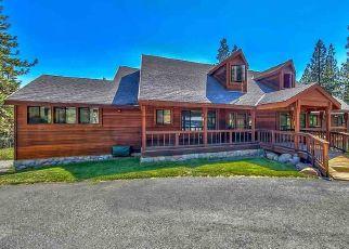 Pre Foreclosure in Tahoe City 96145 N LAKE BLVD - Property ID: 1656832132