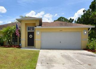 Pre Foreclosure in North Port 34286 PENGUIN LN - Property ID: 1657131714