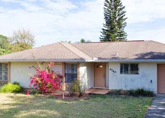 Pre Foreclosure in North Port 34287 ESCALANTE DR - Property ID: 1657133913