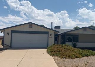 Pre Foreclosure in Cottonwood 86326 E VISTA DR - Property ID: 1657304269