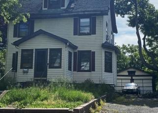 Pre Foreclosure in Belleville 07109 DEWITT AVE - Property ID: 1657390556