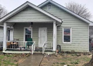 Pre Foreclosure in Ashland 41101 MAY CT - Property ID: 1657519768