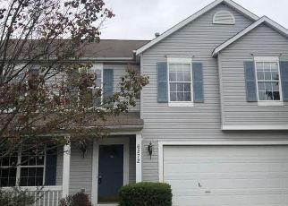 Pre Foreclosure in Zionsville 46077 SADDLETREE DR - Property ID: 1657560491