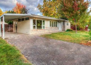 Pre Foreclosure in Boise 83705 S TOOELE PL - Property ID: 1657615676