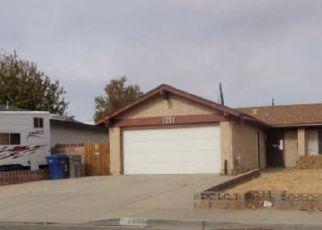 Pre Foreclosure in Lancaster 93535 DONATELLO ST - Property ID: 1657838161