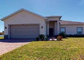 Pre Foreclosure in Cape Coral 33993 NW 37TH AVE - Property ID: 1657856560