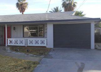 Pre Foreclosure in Palm Desert 92211 MICHIGAN DR - Property ID: 1657952927