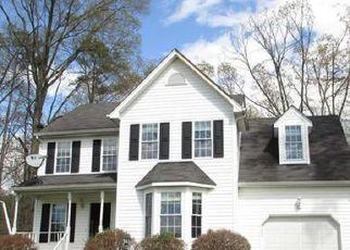 Pre Foreclosure in Richmond 23231 JAHODI PL - Property ID: 1658290141
