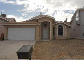 Pre Foreclosure in El Paso 79924 JOEL DR - Property ID: 1658330897