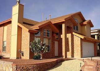 Pre Foreclosure in El Paso 79932 MORNING DAWN AVE - Property ID: 1658331319