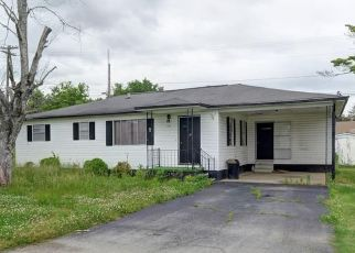 Pre Foreclosure in Spring City 37381 FAIRVIEW DR - Property ID: 1658377758