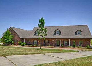 Pre Foreclosure in Blanchard 73010 LAKE FRONT DR - Property ID: 1658640984