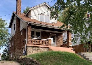 Pre Foreclosure in Cincinnati 45212 CATHEDRAL AVE - Property ID: 1658658939