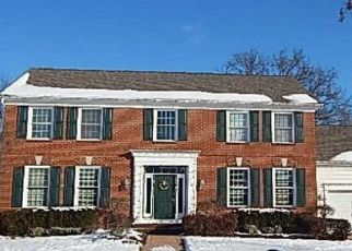 Pre Foreclosure in New Albany 43054 HAMPSTED SQ N - Property ID: 1659190631
