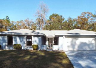 Pre Foreclosure in Ocala 34473 SW 165TH STREET RD - Property ID: 1659240561