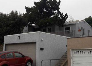 Pre Foreclosure in La Mesa 91941 LOIS ST - Property ID: 1659373711