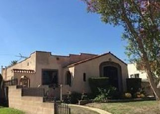 Pre Foreclosure in Los Angeles 90047 W 74TH ST - Property ID: 1659387276