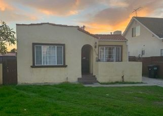 Pre Foreclosure in Huntington Park 90255 OLIVE ST - Property ID: 1659404357