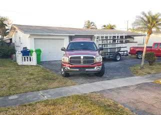 Pre Foreclosure in Fort Lauderdale 33322 NW 26TH ST - Property ID: 1659420567