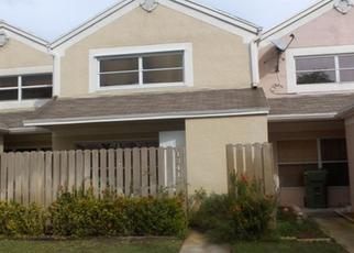 Pre Foreclosure in Hollywood 33026 NW 123RD TER - Property ID: 1659421889