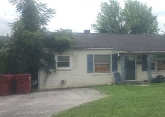 Pre Foreclosure in Johnson City 37604 JOHNSON AVE - Property ID: 1659592243