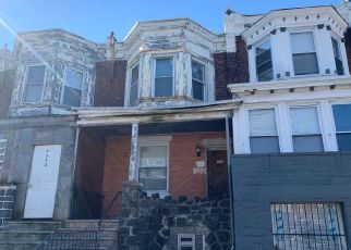 Pre Foreclosure in Philadelphia 19131 LANSDOWNE AVE - Property ID: 1659672846