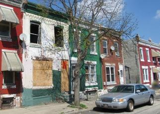 Pre Foreclosure in Philadelphia 19132 W HAROLD ST - Property ID: 1659673268